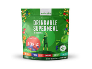 Complete Meal Shake Berries