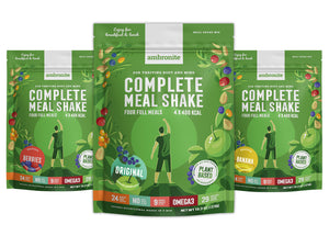 Ambronite Complete Meal Shake Big Bag All Flavors