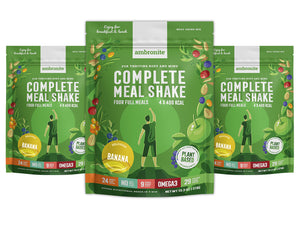 Ambronite Complete Meal Shake Big Bag Banana