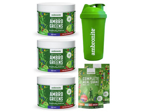 AmbroGreens Launch Deals