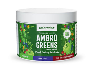 AmbroGreens - Tastiest Daily Immunity and Nutritional Insurance