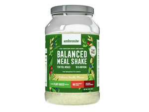 Balanced Meal Shake, Tub - Vanilla