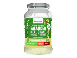 Balanced Meal Shake Tub Vanilla