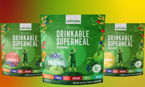Ambronite Supermeal - 30 servings, 10% off