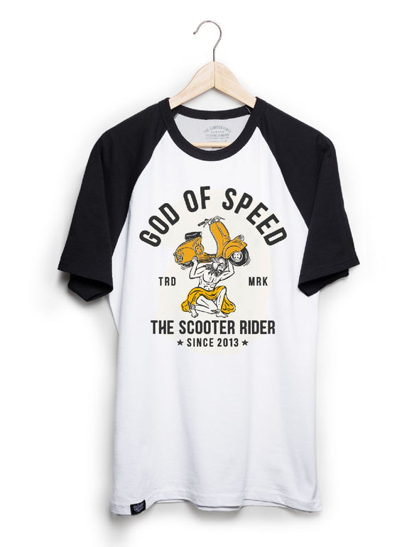 T-Shirt God of Speed