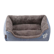Load image into Gallery viewer, Pet Large Dog Bed Warm Dog House Soft Nest Dog Baskets Waterproof Kennel For Cat Puppy Plus size Drop shipping