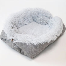 Load image into Gallery viewer, CAWAYI KENNEL Dog Pet Plush House Products dual-use Bed For Dogs Cats Small Animals hondenmand panier chien legowisko dla psa