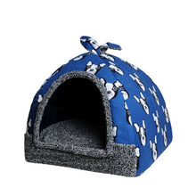 Load image into Gallery viewer, New Fashion Dog Flag Removable Cover Dog House Mat Dog Beds For Small Medium Dogs Pet Products House Pet Beds for Cats S/M/L