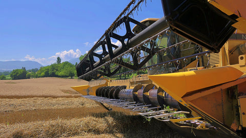 Wear and Corrosion Protection for Combines