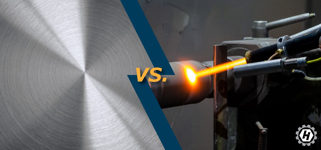 Hard Chrome versus HVAF Thermal Spray
