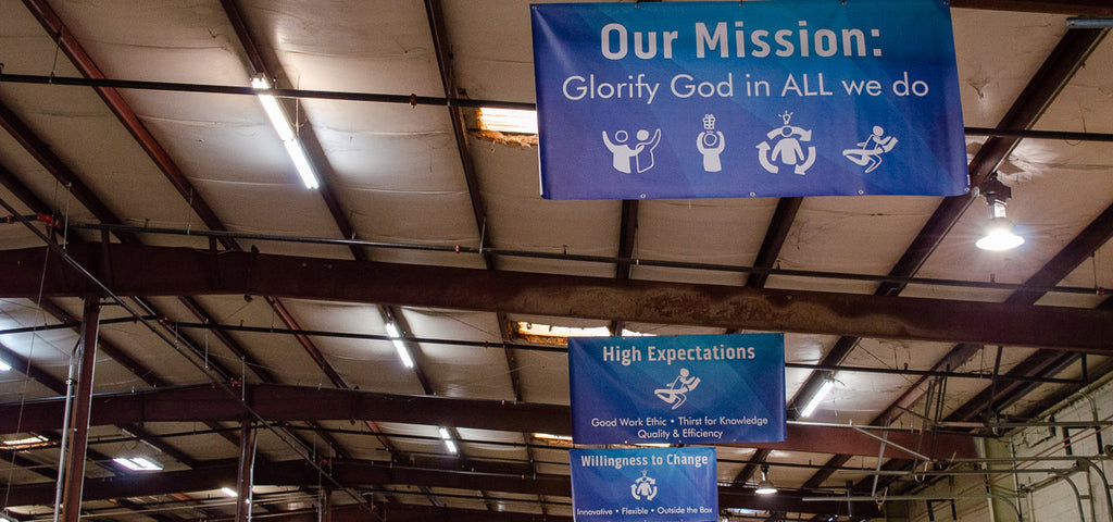mission banners