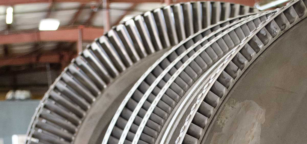 Steam Turbine Blade Repair