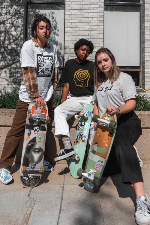 A Conversation with Lonelygrlskateco: Boston-Based Skate Collective for Historically Marginalized Skaters