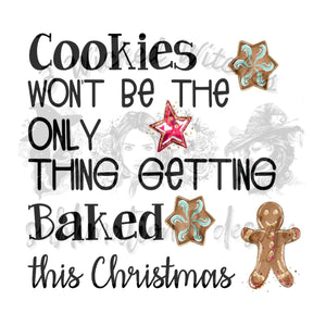 Cookies Won't Be the Only Thing Getting Baked