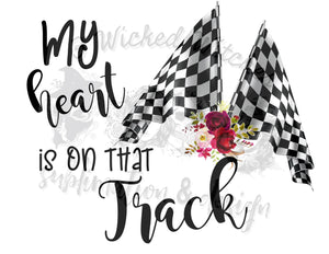 My Heart is on That Track