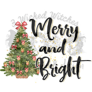 Merry and Bright Gold