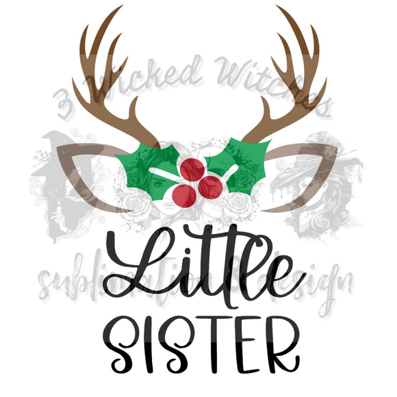 Little Sister Reindeer