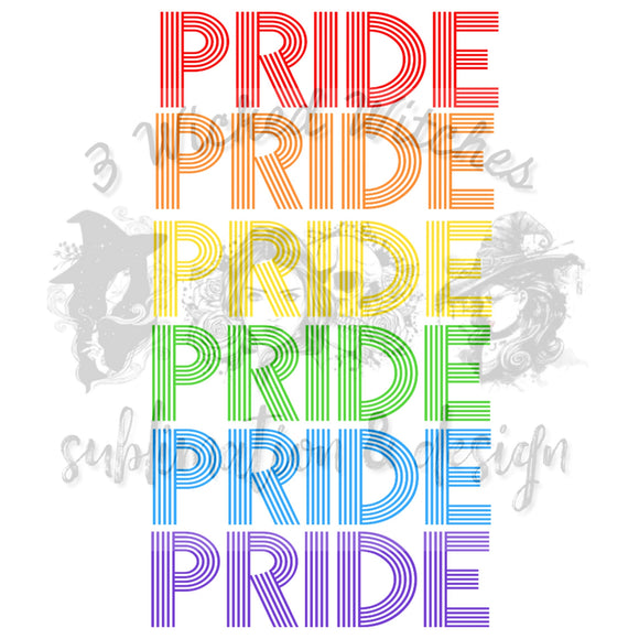 Pride repeat