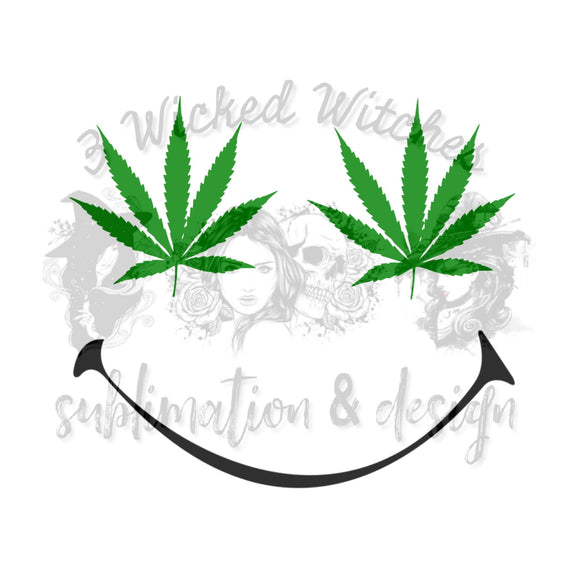 Weed Smiley