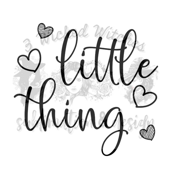 Little Thing
