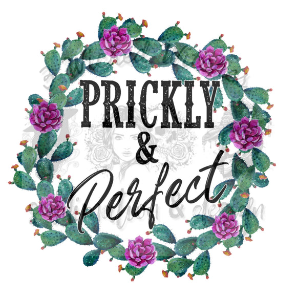 Prickly And Perfect