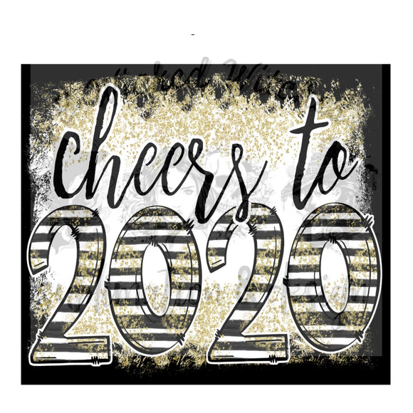 Cheers to 2020