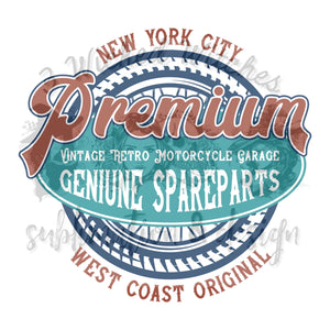 Genuine Spareparts