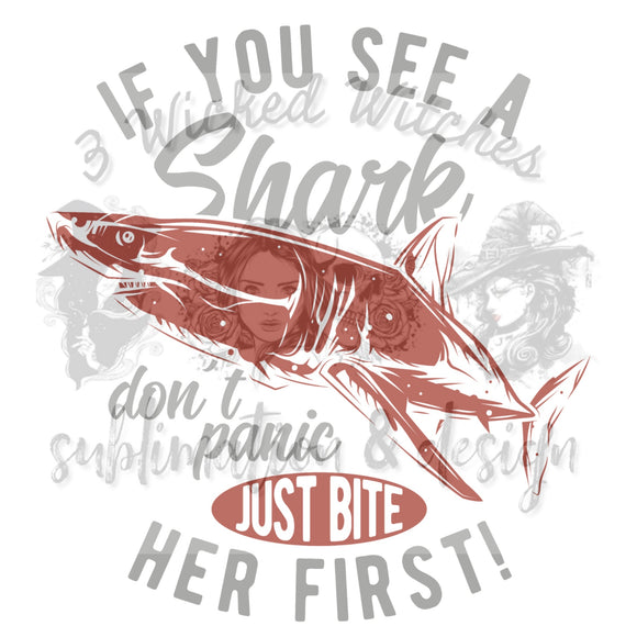 If You See A Shark