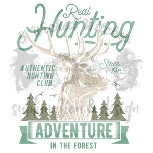 Real Hunting Adventure