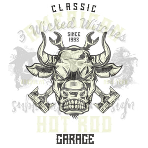 Classic Hot Rod Garage