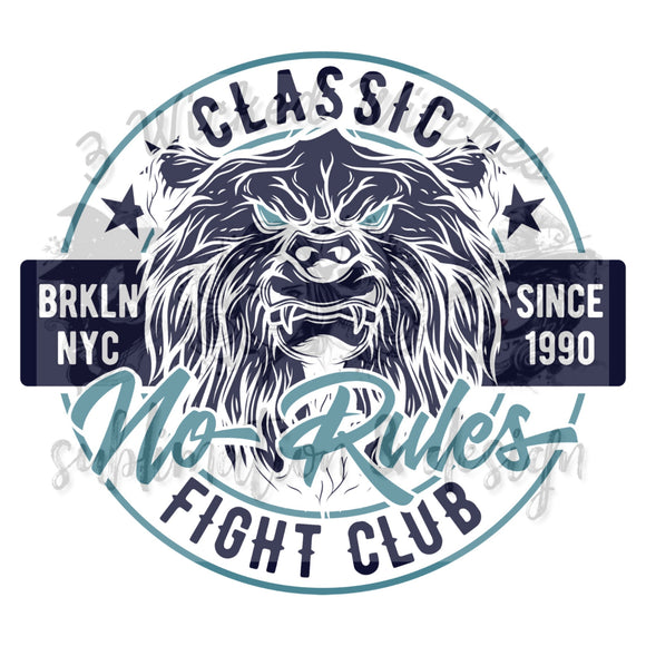 Classic No Rules Fight Club