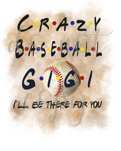 Crazy Baseball GiGi DIGITAL