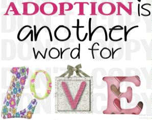 Adoption Love