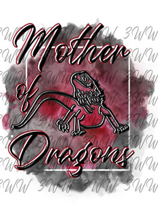 Mother Of Dragons DIGITAL
