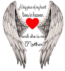 A Piece Of My Heart Mother