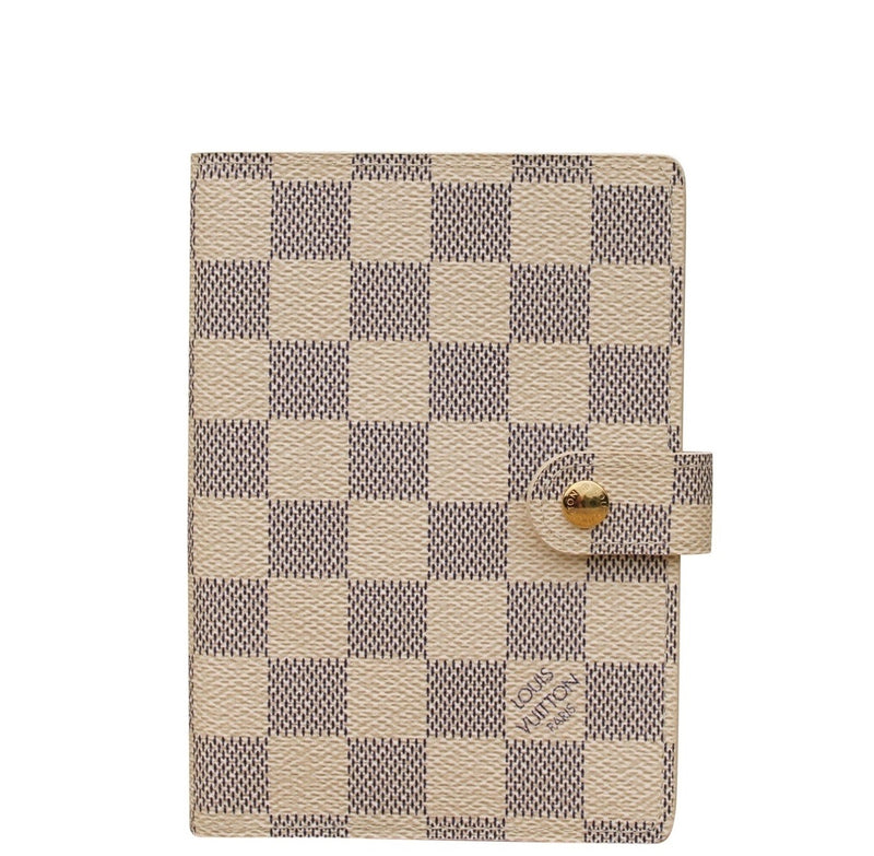Louis Vuitton - Agenda PM Damier azur