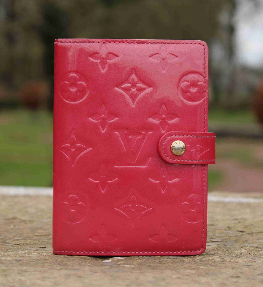 Louis Vuitton - Agenda Rose PM
