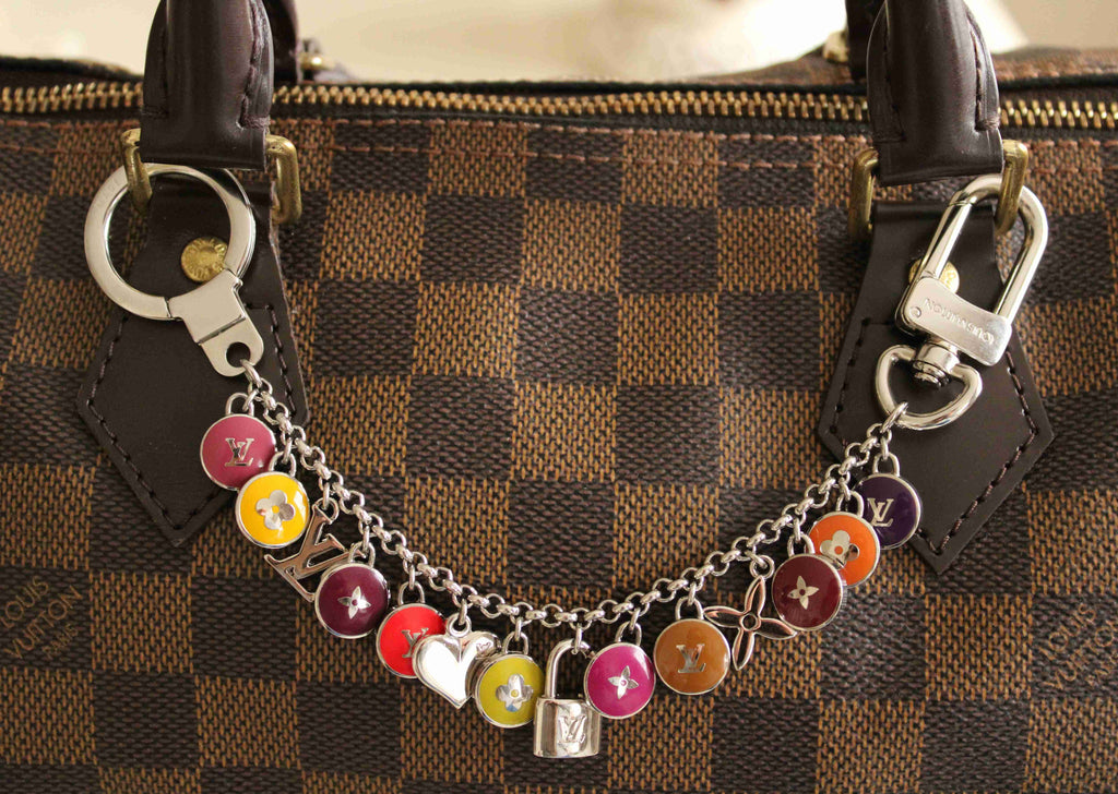 "Louis Vuitton - Chain bag ""Pastilles"""