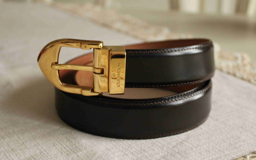 Louis Vuitton - Classic belt  85