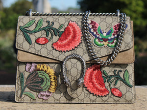 Gucci - Dionysus GG - Embroidered