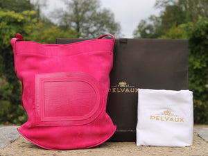 Delvaux - Pin Rose indie