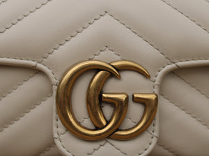 Gucci - Super mini Marmont