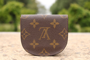 Louis Vuitton - Porte monnaie