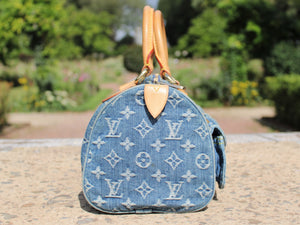 Louis Vuitton - Néo speedy denim