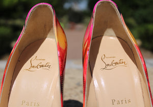 Christian Louboutin - Pigalle Follies 38