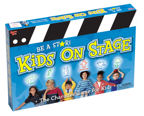 University Games Kids on Stage Board Game | KidzInc