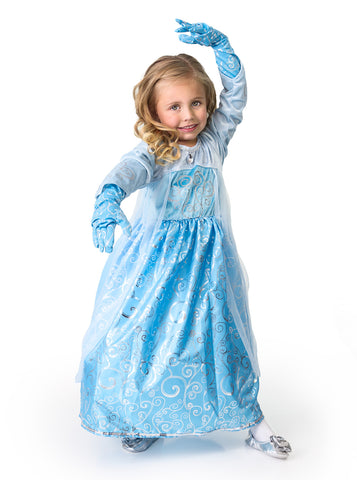Little Adventures Ice Princess Girls Costume