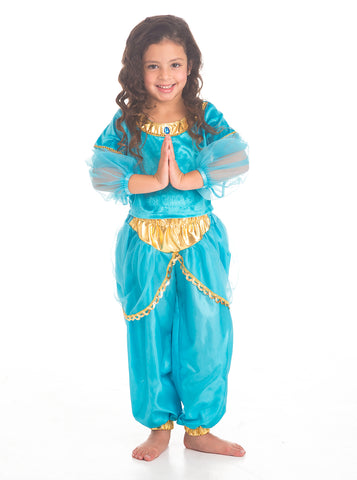 Little Adventures Arabian Princess Girls Costume