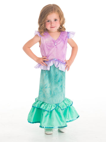 Little Adventures Mermaid Girls Costume