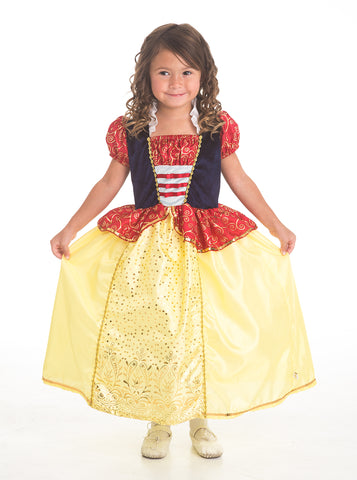Little Adventures Snow White Girls Costume